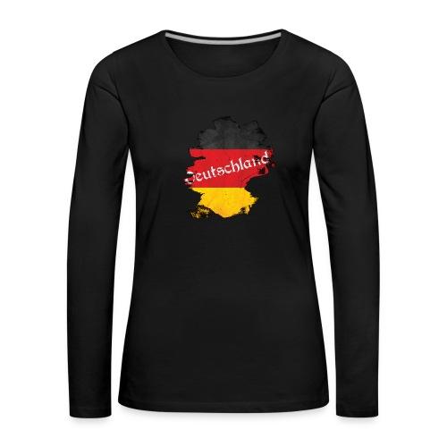 Deutschland - Women's Premium Longsleeve Shirt