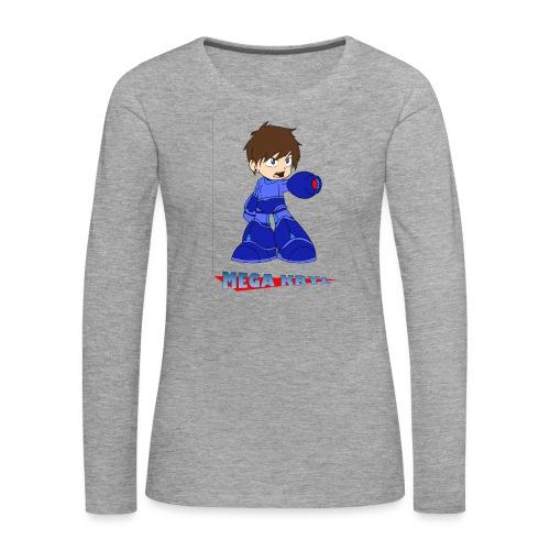 MegaKryl! - Women's Premium Longsleeve Shirt