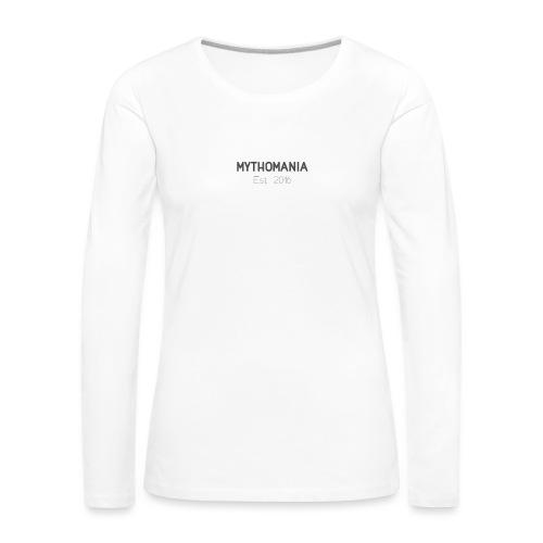 MYTHOMANIA - Vrouwen Premium shirt met lange mouwen