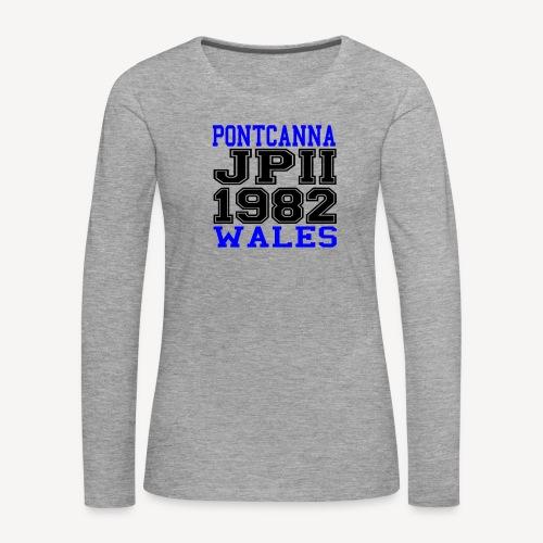 PONTCANNA 1982 - Women's Premium Longsleeve Shirt