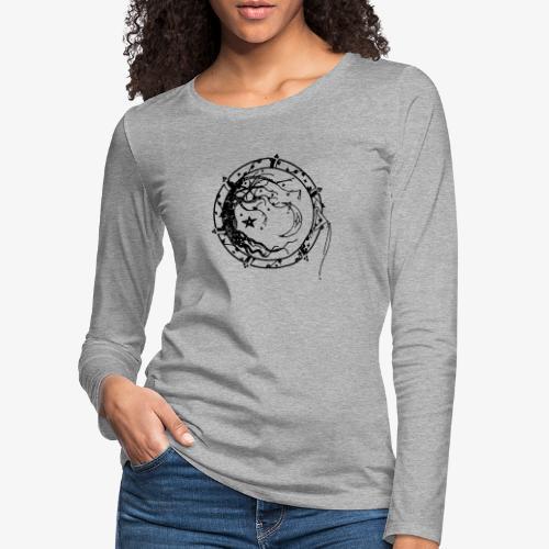 Tree of Life - Frauen Premium Langarmshirt