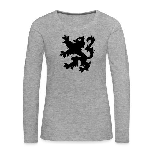 SDC men's briefs - Women's Premium Longsleeve Shirt