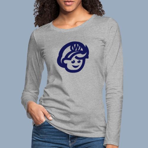 logo bb spreadshirt bb kopfonly - Women's Premium Longsleeve Shirt