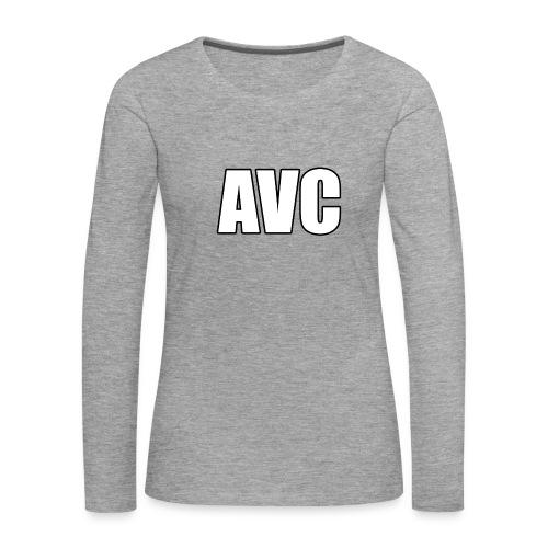 mer png - Vrouwen Premium shirt met lange mouwen