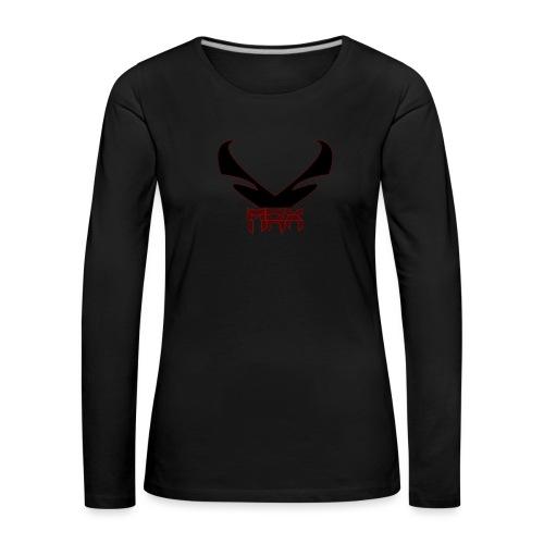 Black MRX - Frauen Premium Langarmshirt
