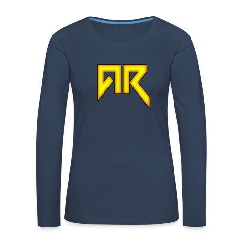 logo_trans_copy - Women's Premium Longsleeve Shirt