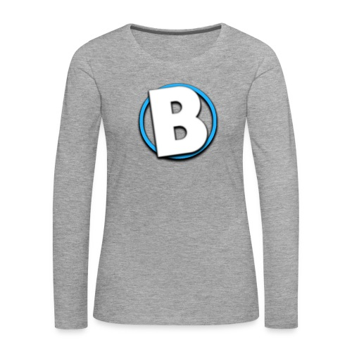 Bumble Logo - Women's Premium Longsleeve Shirt