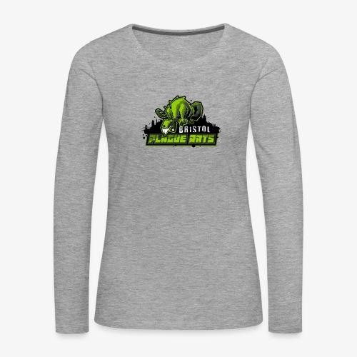 Bristol Plague Rats - Women's Premium Longsleeve Shirt