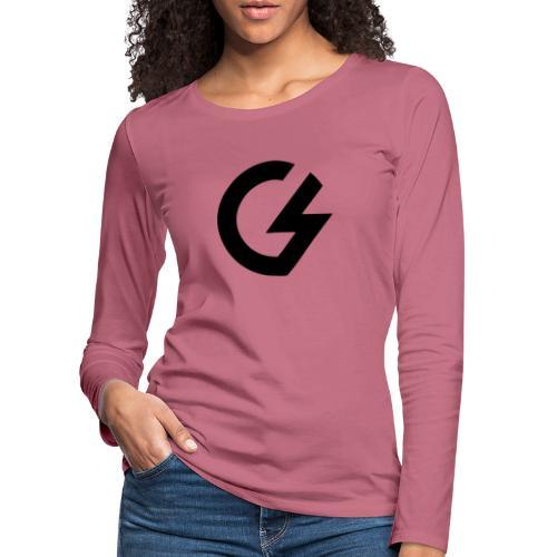 Giacomini Lab - Logo - Maglietta Premium a manica lunga da donna