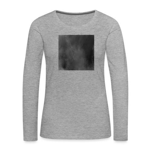 Das schwarze Quadrat | Malevich - Frauen Premium Langarmshirt