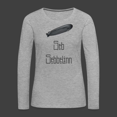 Seb Sebbelinn - Women's Premium Longsleeve Shirt