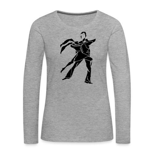 dancesilhouette - Women's Premium Longsleeve Shirt