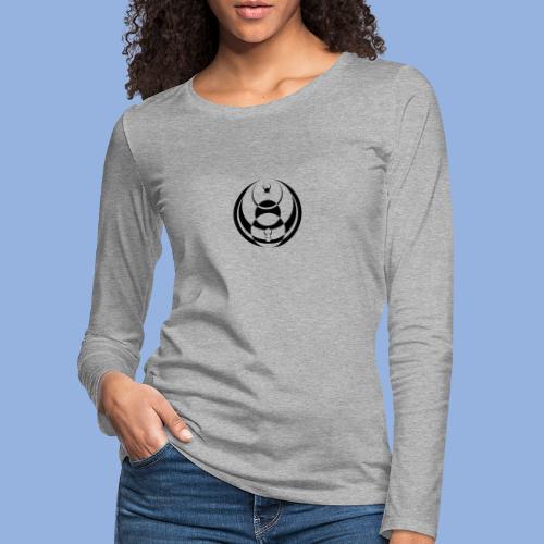 Seven nation army Noir - T-shirt manches longues Premium Femme