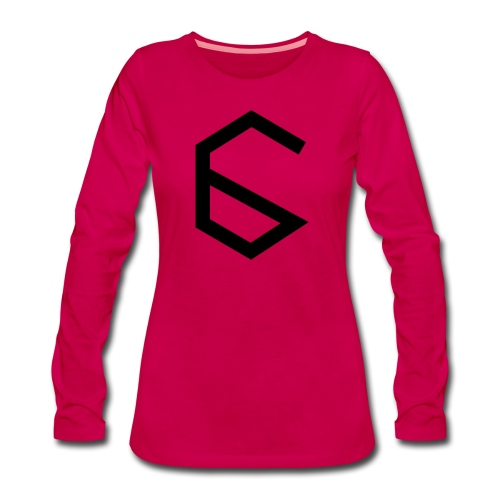 6 - Women's Premium Longsleeve Shirt