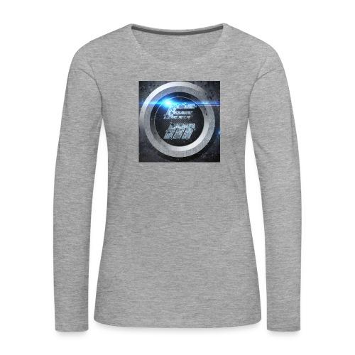 EasyMo0ad - Frauen Premium Langarmshirt