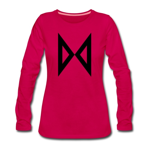 M - Women's Premium Longsleeve Shirt