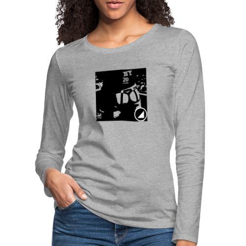BULGEBULLFSE3 - Camiseta de manga larga premium mujer