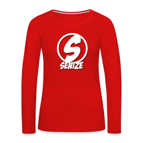Senize - Vrouwen Premium shirt met lange mouwen