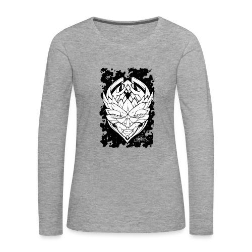 Galactic Stranger - Comics Design - T-shirt manches longues Premium Femme
