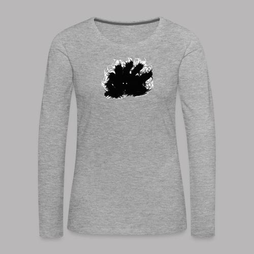Crawley the Creeper - Women's Premium Longsleeve Shirt