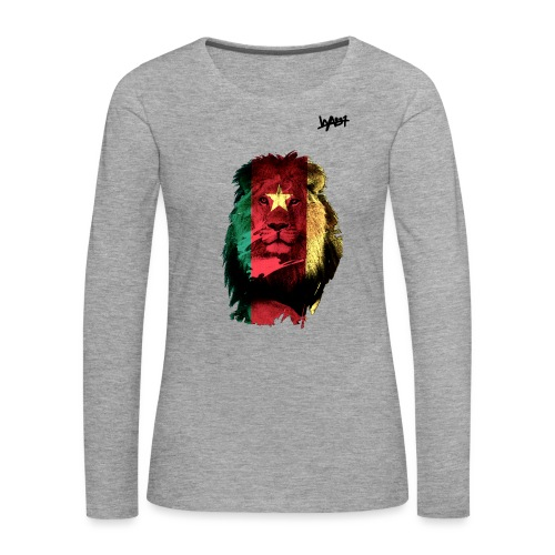 CASQUETTES LOGOWA237 MINI - Women's Premium Longsleeve Shirt