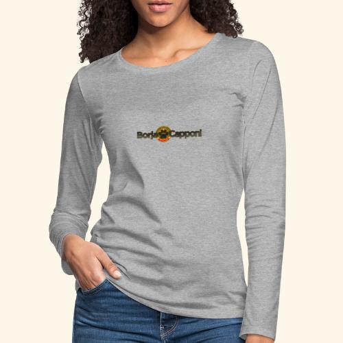 BCA New Logo DEFO Good color copia - Camiseta de manga larga premium mujer