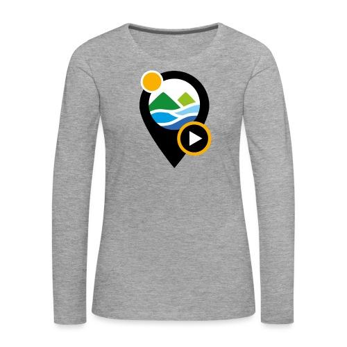 PICTO - T-shirt manches longues Premium Femme