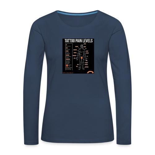 tatoo - T-shirt manches longues Premium Femme
