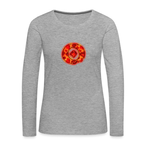 Omega O - Women's Premium Longsleeve Shirt