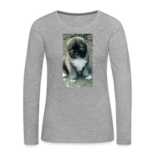 Kolekcja Kazan - Koszulka damska Premium z długim rękawem