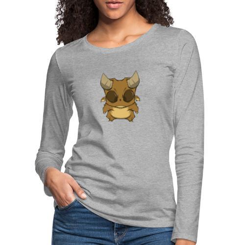 ptit diable - T-shirt manches longues Premium Femme