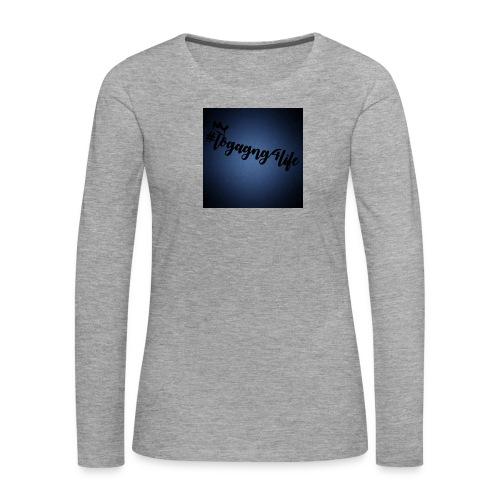 #logagng4life - Women's Premium Longsleeve Shirt