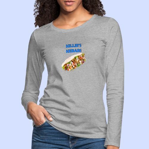 KillieKebab - Women's Premium Longsleeve Shirt