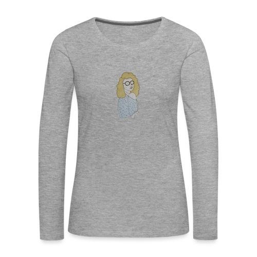 lentespostaPOSTA - Camiseta de manga larga premium mujer
