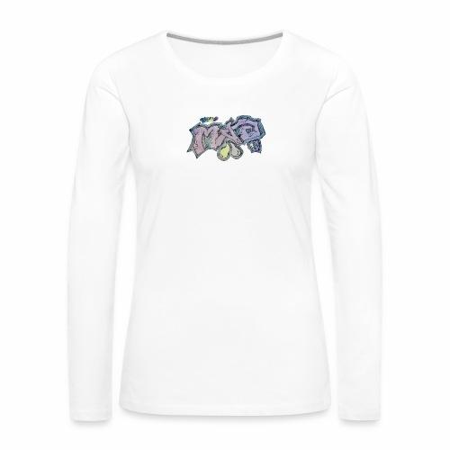 Life Is Mad TM Collaboration - Women's Premium Longsleeve Shirt