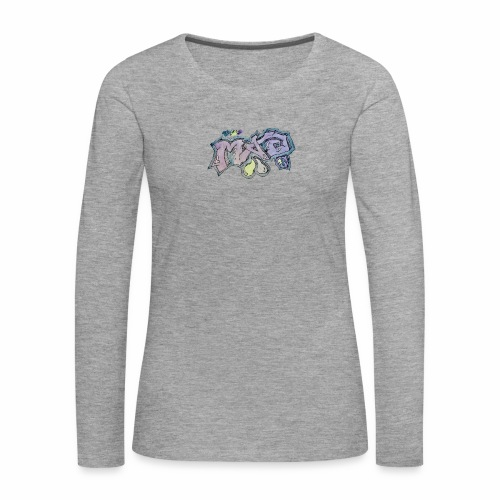 Life Is Mad TM Collaboration - Women's Premium Longsleeve Shirt