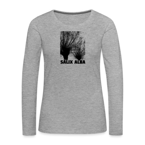 salix albla - Women's Premium Longsleeve Shirt