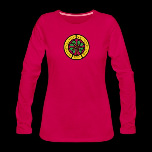 French CSC logo - T-shirt manches longues Premium Femme