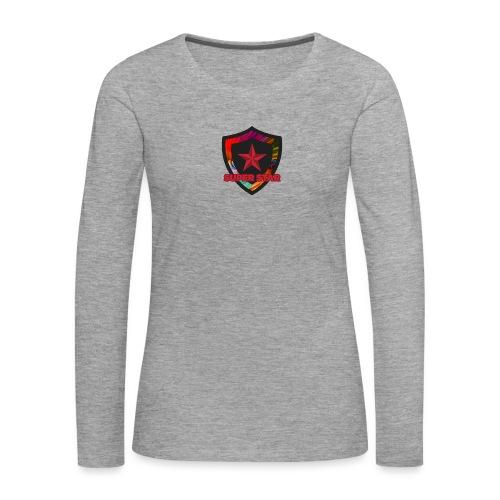 Super Star Design: Feel Special! - Women's Premium Longsleeve Shirt