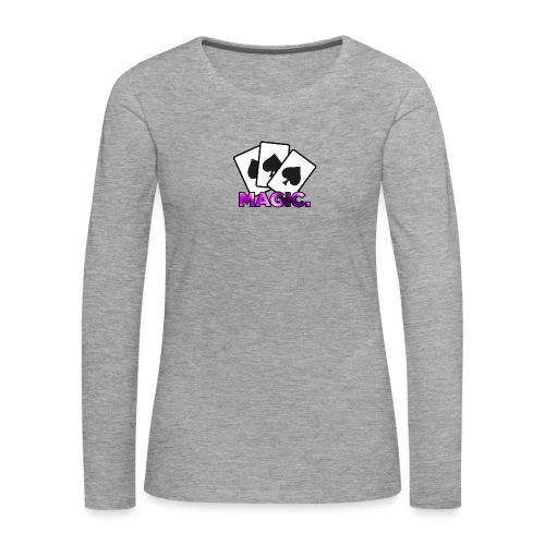 Magic! - Women's Premium Longsleeve Shirt