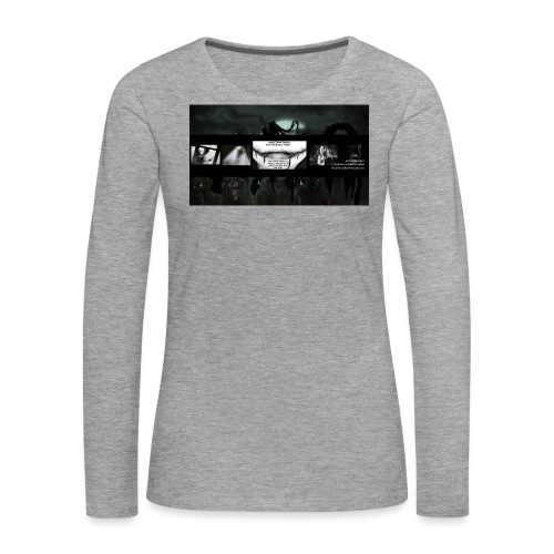 FotorCreated jpg - Women's Premium Longsleeve Shirt