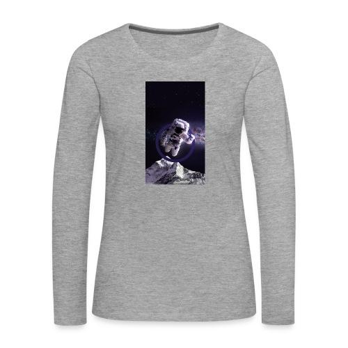 Space - T-shirt manches longues Premium Femme