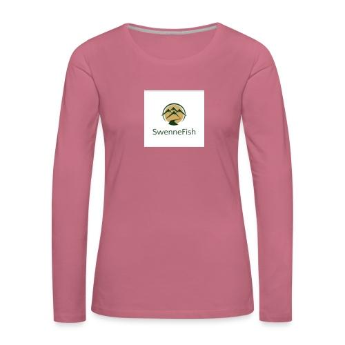Logo 25 - Vrouwen Premium shirt met lange mouwen