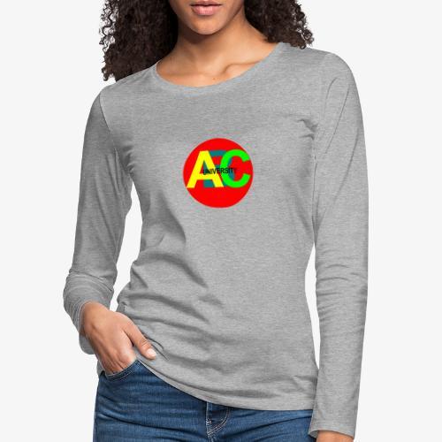 abc - Frauen Premium Langarmshirt