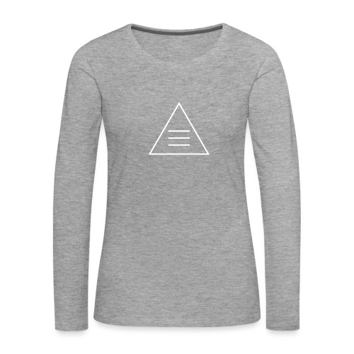 CHALLENGE - Women's Premium Longsleeve Shirt