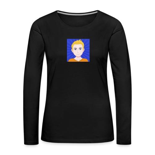 Sr Goku 2015 - Women's Premium Longsleeve Shirt