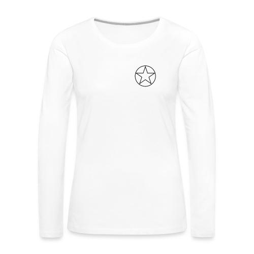 Reices - Vrouwen Premium shirt met lange mouwen