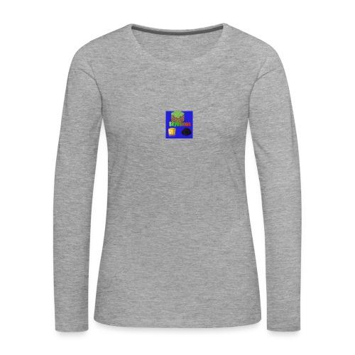 SkyGames - Vrouwen Premium shirt met lange mouwen