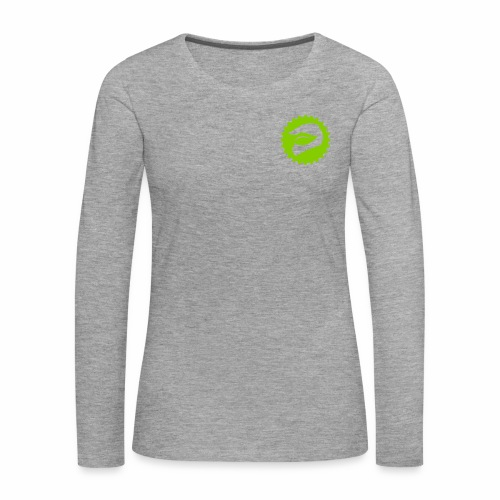 greenduro - Frauen Premium Langarmshirt