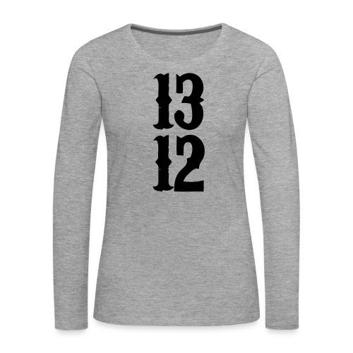 1312 - Frauen Premium Langarmshirt